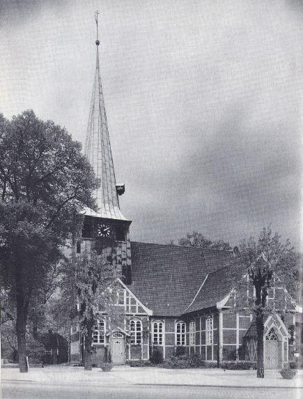 historische Kirche