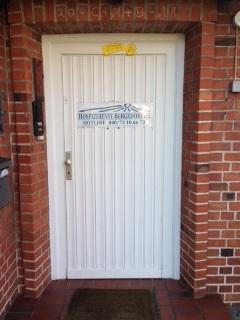 Hospizdienst Eingang