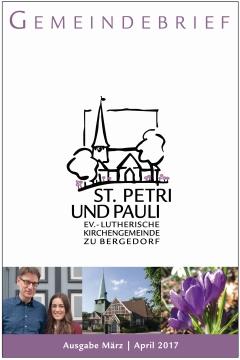 Gemeindebrief St. Petri und Pauli