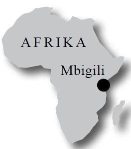 Karte Afrika