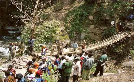 Gemeindepartnerschaft Mbigili - Brücke