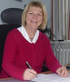 Frau Rademacher